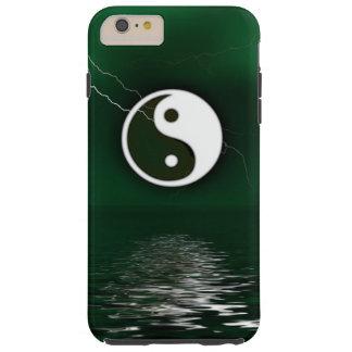Yin and Yang Levitate Tough iPhone 6 Plus Case