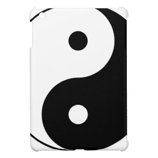 Yin and Yang Motivational Philosophical Symbol Cover For The iPad Mini
