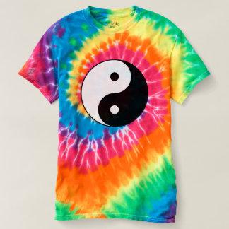 Yin and Yang Motivational Philosophical Symbol T-shirt