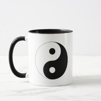 Yin and Yang Mug