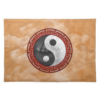 Yin and Yang Placemat