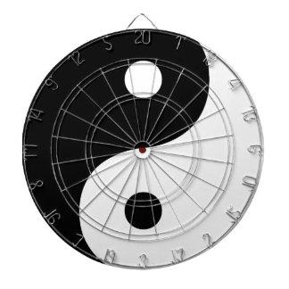 Yin And Yang Sides Dartboard