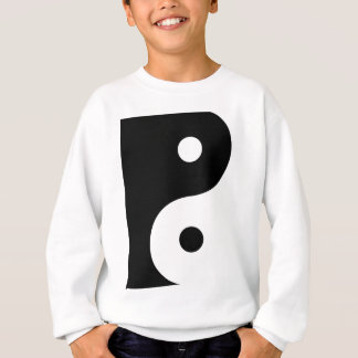 Yin And Yang Sides Sweatshirt