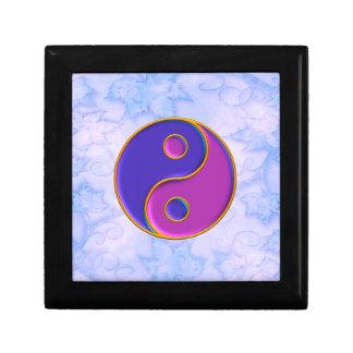 Yin and Yang Small Tile Gift Box