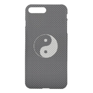 Yin and Yang Symbol in Black and White iPhone 7 Plus Case
