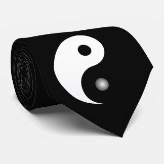 Yin and Yang Tie