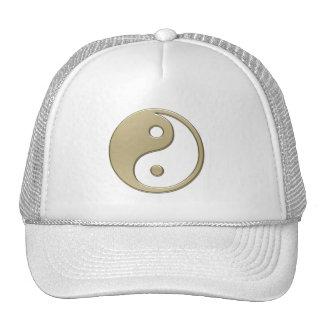 YIN AND YANG TRUCKER HAT