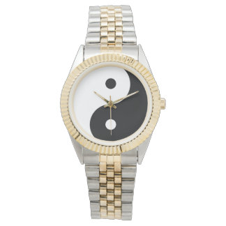 Yin and yang (yin-yang, yin yang, 陰陽) watch