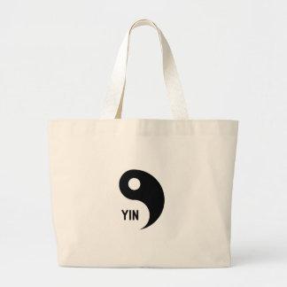 Yin Large Tote Bag