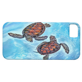 Yin Yang Baby Sea Turtles Case For The iPhone 5