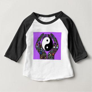 Yin, Yang Baby T-Shirt