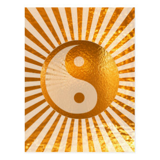 YIN YANG Balance : A MUST buy for yourself Postcard