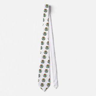 Yin Yang Balance Tie