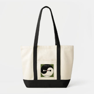 Yin Yang Balance Tote Impulse Tote Bag
