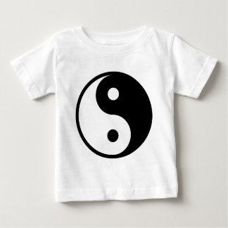 yin yang Basic Line Baby T-Shirt