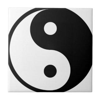 yin yang Basic Line Tile