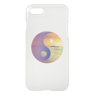Yin Yang Beach iPhone 7 Case