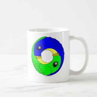 Yin Yang Boids I Coffee Mug