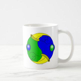 Yin Yang Boids II Coffee Mug