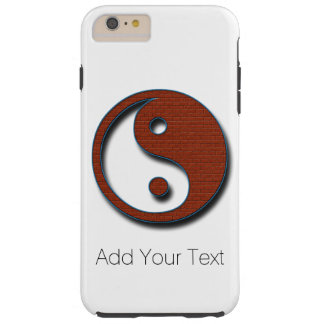 Yin Yang by Shirley Taylor Tough iPhone 6 Plus Case