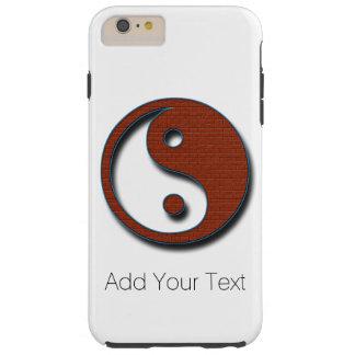Yin Yang by Shirley Taylor Tough iPhone 6 Plus Case
