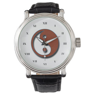 Yin Yang by Shirley Taylor Watch