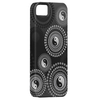 Yin Yang Circles of Balance Custom iPhone 5 Covers