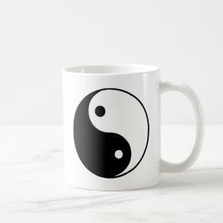 Yin Yang Coffee Mug