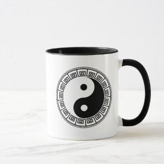 Yin Yang Color Combo Coffee Mug