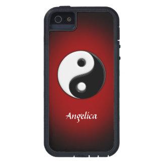 Yin Yang Customizable iPhone 5 Case