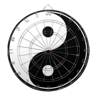 Yin Yang Dartboard