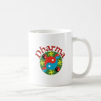 Yin Yang Dharma Coffee Mug