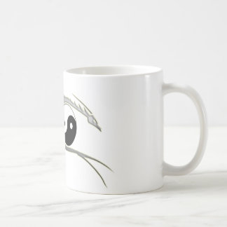 Yin-Yang Dragon Coffee Mug
