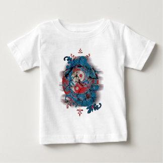 Yin Yang Dragon Life Baby T-Shirt