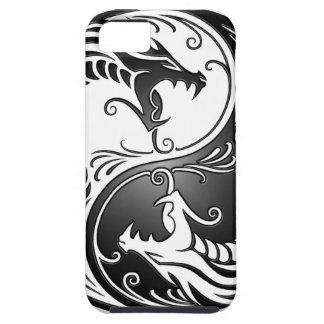 Yin Yang Dragons iPhone 5 Cases