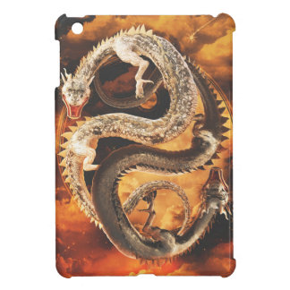 Yin Yang Dragons - Chaos iPad Mini Case