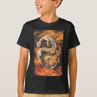 Yin Yang Dragons - Chaos T-Shirt