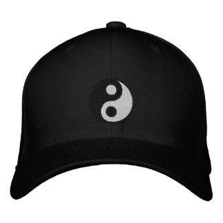 Yin Yang Embroidered Hat