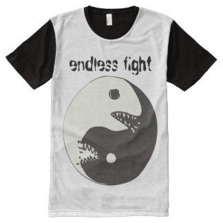 yin yang endless fight
