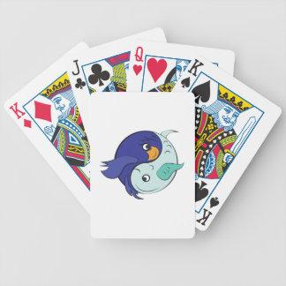 Yin Yang Fish Bicycle Playing Cards
