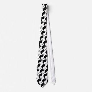 Yin Yang Flute Tie