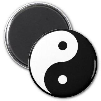 Yin Yang Fridge Magnet