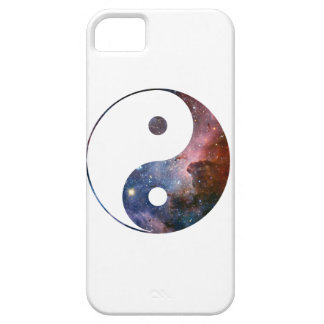 Yin Yang Galaxy iPhone 5 Covers