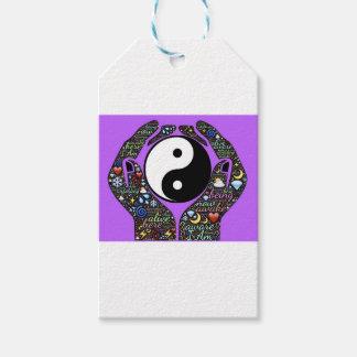Yin, Yang Gift Tags
