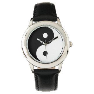 Yin Yang Glitter Watch