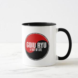 Yin Yang GOJU RYU 1 Mug