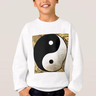 Yin Yang Gold Sweatshirt