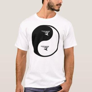 Yin Yang Hang Gliding T-Shirt