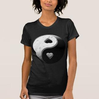 Yin Yang Hearts T-Shirt