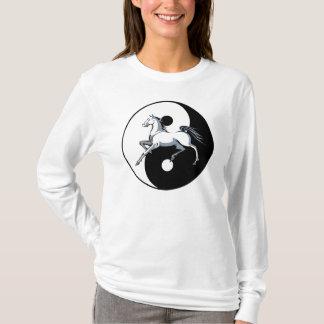 Yin Yang Horse Shirt